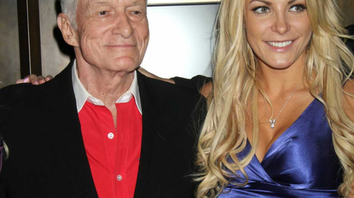Hugh Hefner: sa future femme a 60 ans de moins que lui!