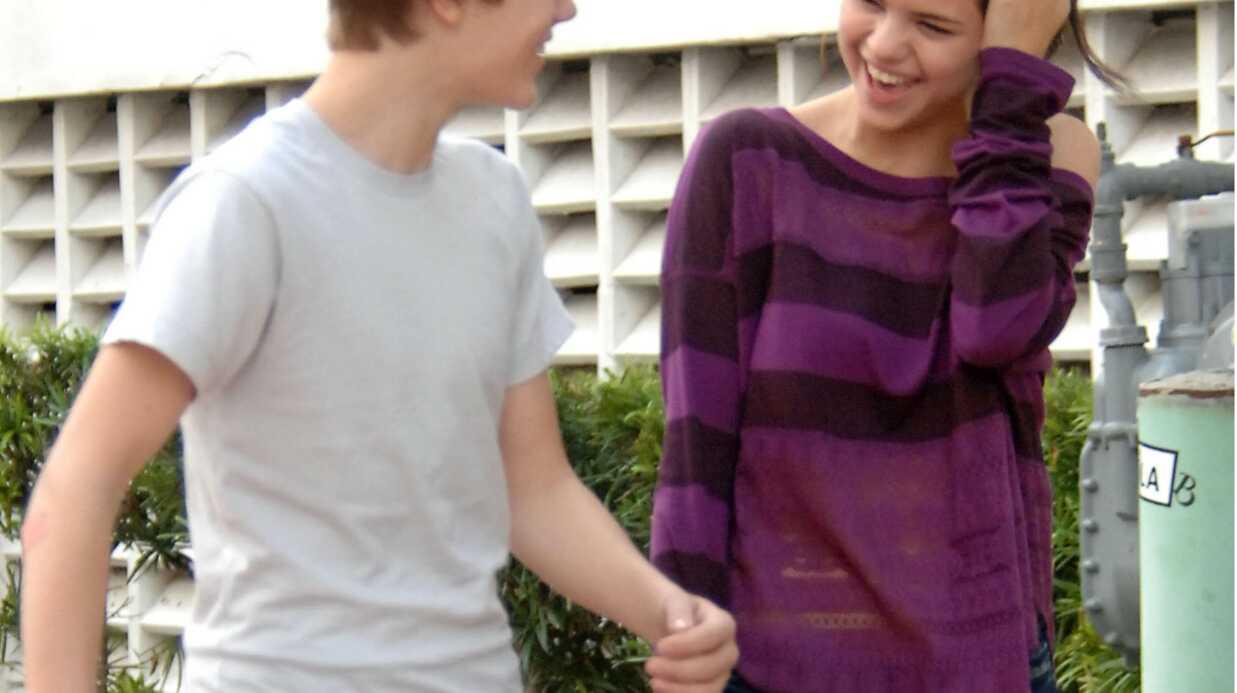 Justin Bieber et Selena Gomez: la vidéo de leur sortie au cinéma