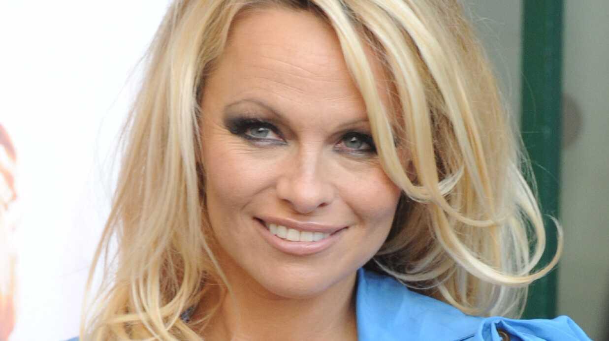 Pamela Anderson au secours des animaux de laboratoire