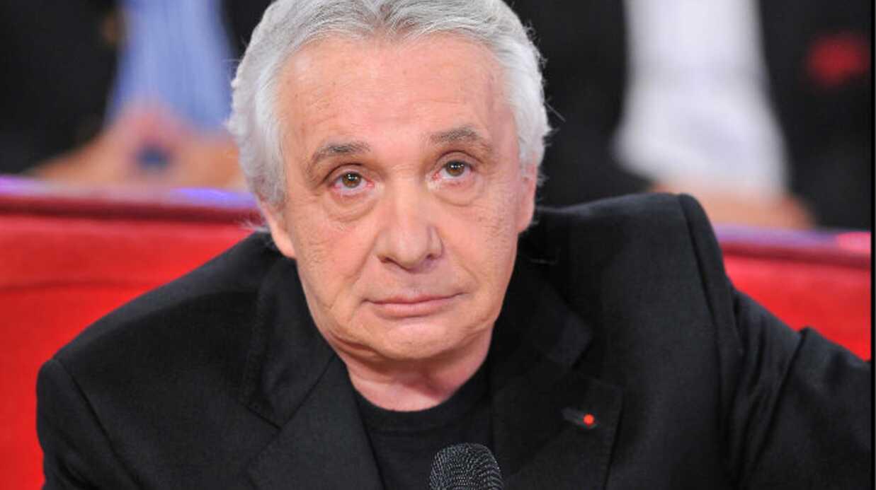 Michel Sardou absent d'une émission de France 2 pour raison de santé