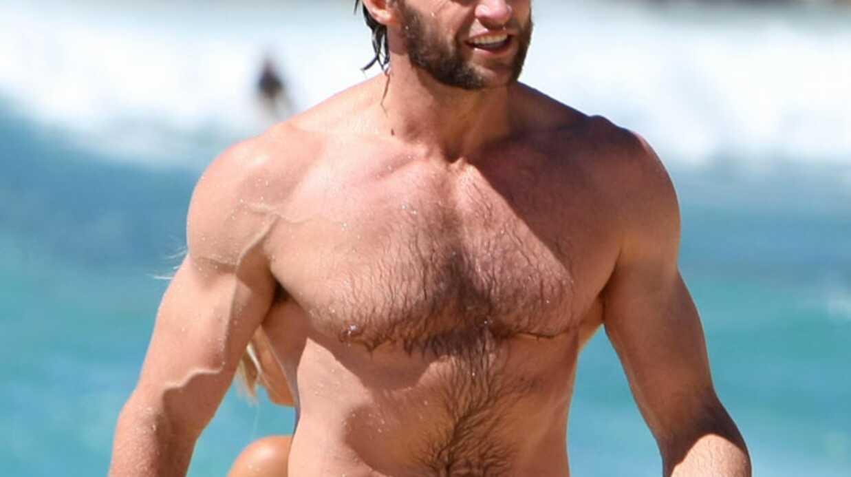Hugh Jackman très sexy dans le film Australia