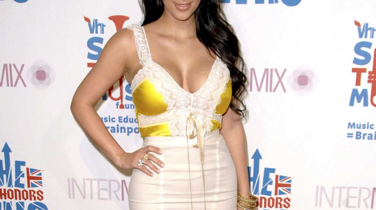 Kim Kardashian,  les fesses les plus rebondies de Los Angeles