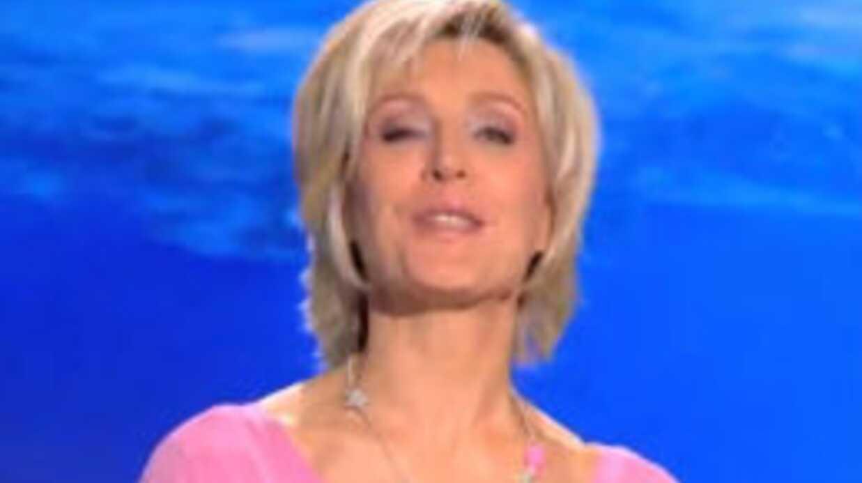 Evelyne Dhéliat revient ce soir sur TF1