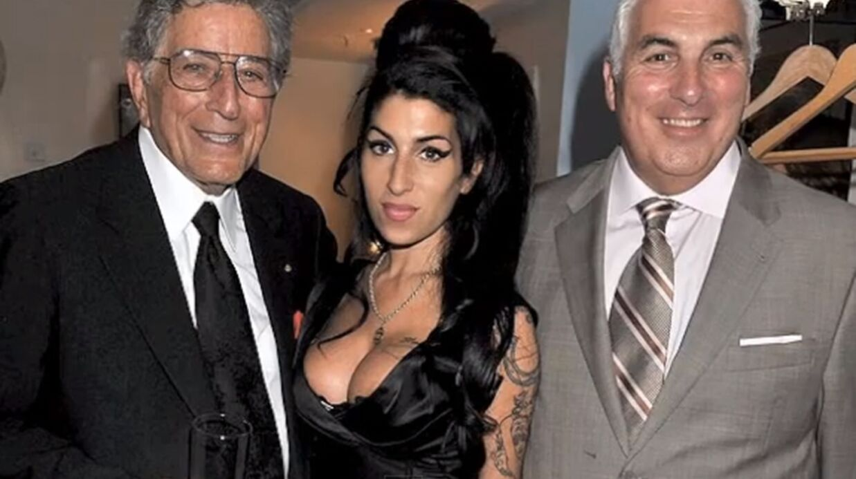 VIDEO Amy Wine­house : son titre inédit avec Tony Bennett