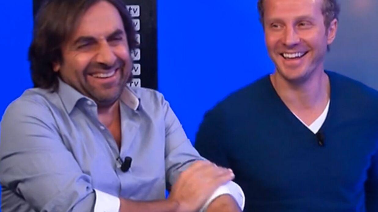 André Manoukian et Sinclair se moquent de Cindy Sander jusqu'à avoir un fou rire
