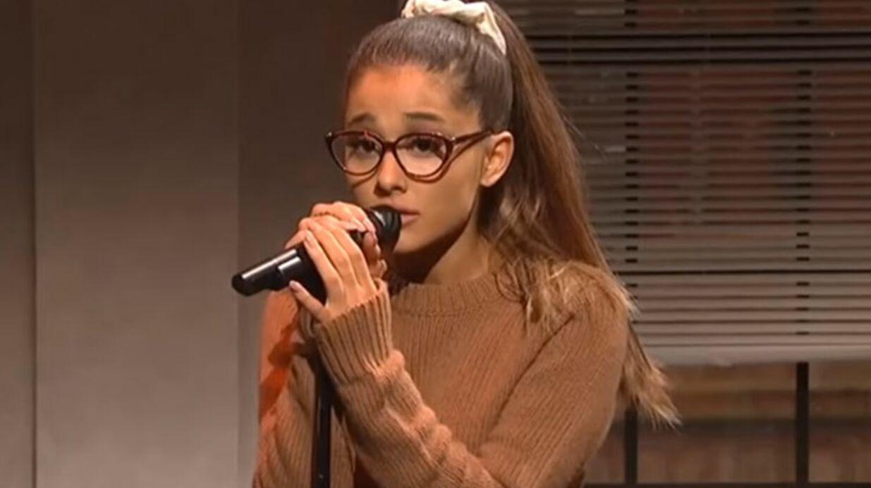 VIDEO Ariana Grande imite Britney Spears, Shakira, Rihanna et Céline Dion A LA PERFECTION