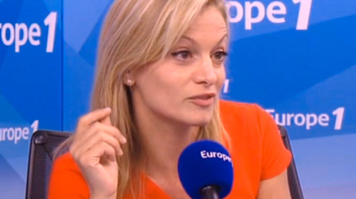 Audrey Crespo-Mara félicitée par les stars de TF1 pour son JT… mais pas par Claire Chazal