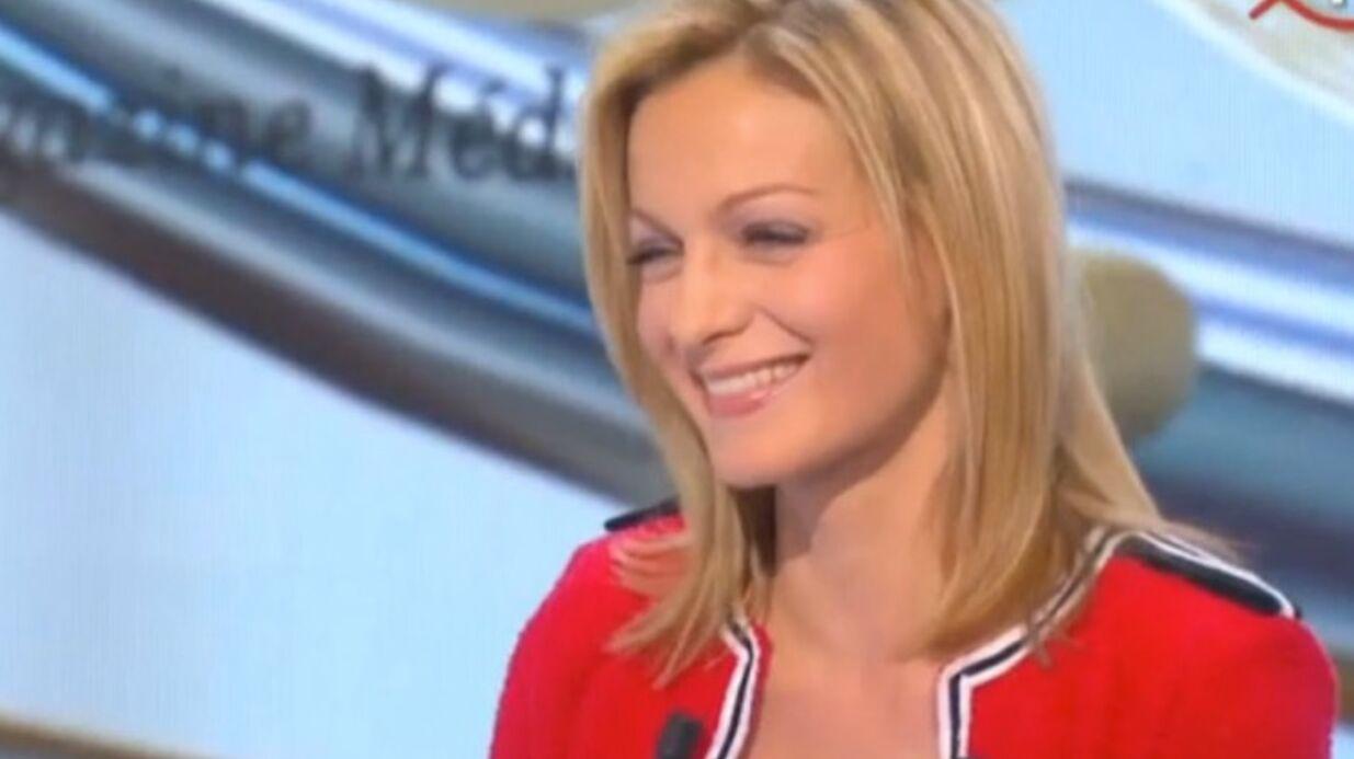 VIDEO Audrey Crespo-Mara très émue par les compliments de Thierry Ardisson dans Le Tube