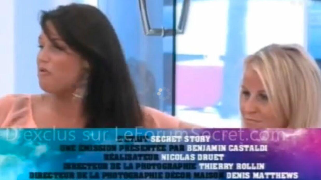 VIDÉO CENSURÉE: Secret Story 5, Aurélie se lâche sur FX