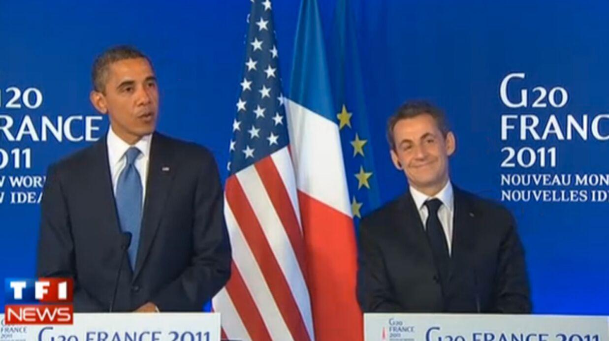 Obama espère que Giulia Sarkozy tient de Carla et non de Nicolas