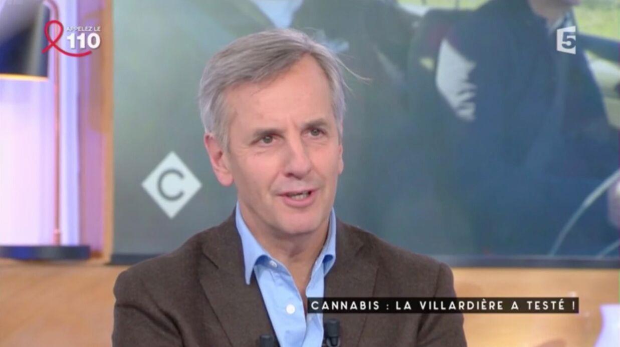 VIDEO Bernard de la Villardière parle de son premier joint