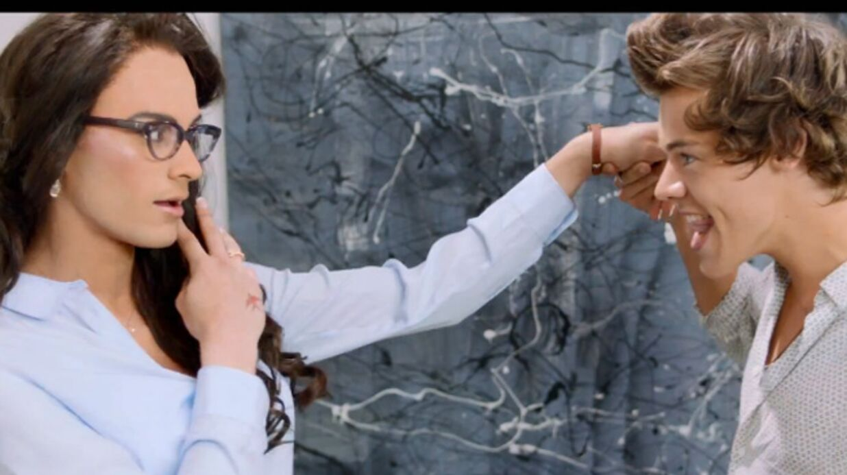 VIDEO Le nouveau clip hila­rant des One Direc­tion pour Best Song Ever