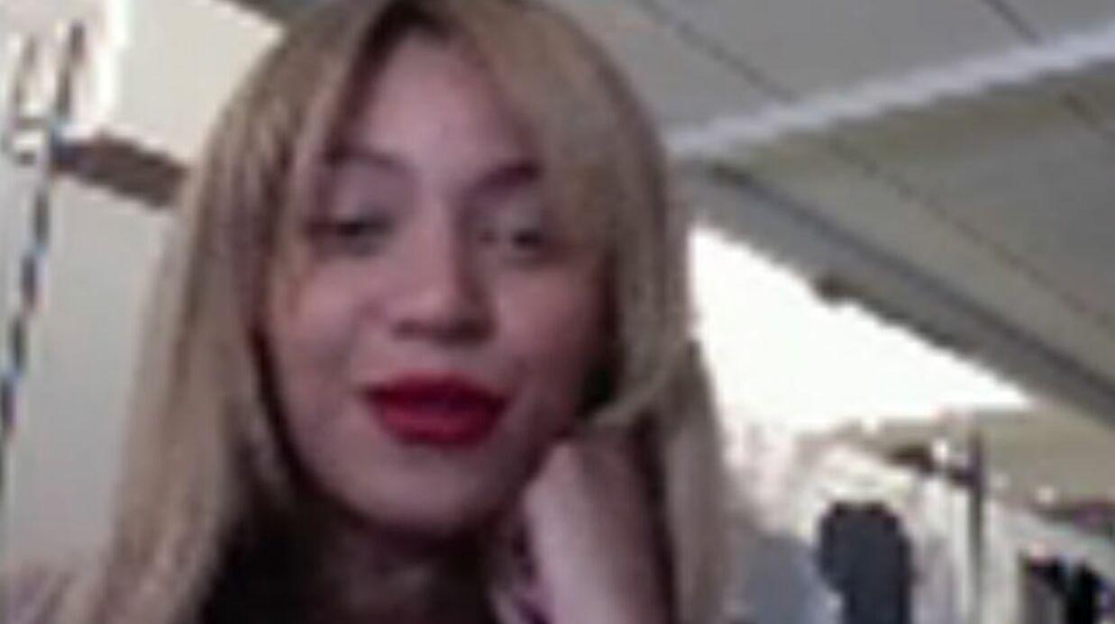 VIDEO Beyoncé fait une surprise à un fan sur Skype