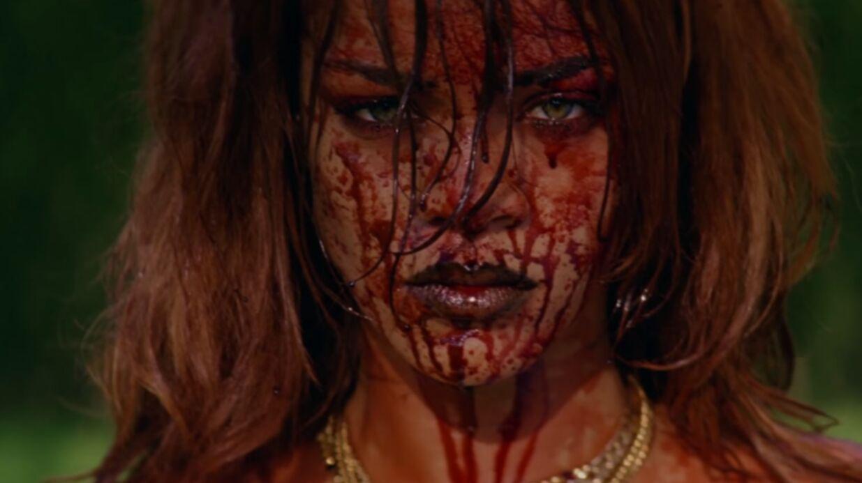 VIDEO Rihanna à la fois sexy et menaçante dans Bitch Better Have My Money
