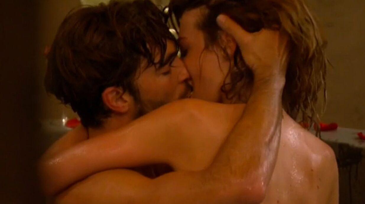 Bachelor: Diane se confie sur son baiser ultra hot avec Gian Marco dans la baignoire