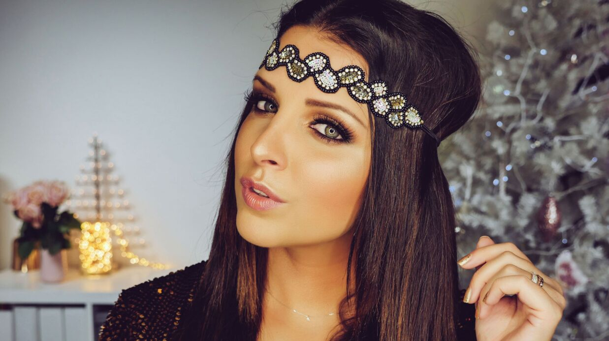 VIDEO Le tuto de Ludivine: déclinaison autour de l'or pour un make-up de fêtes
