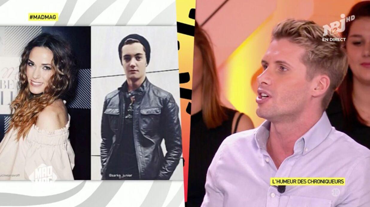 VIDEO Benoît Dubois raconte l'énorme bourde de Capucine Anav face à Nicolas Sarkozy