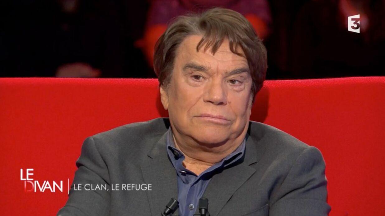 VIDEO Bernard Tapie raconte comment sa femme l'a sauvé du suicide