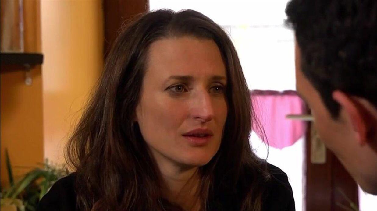 VIDEO Avant d'être célèbre, Camille Cottin a joué dans un épisode de Tout a basculé