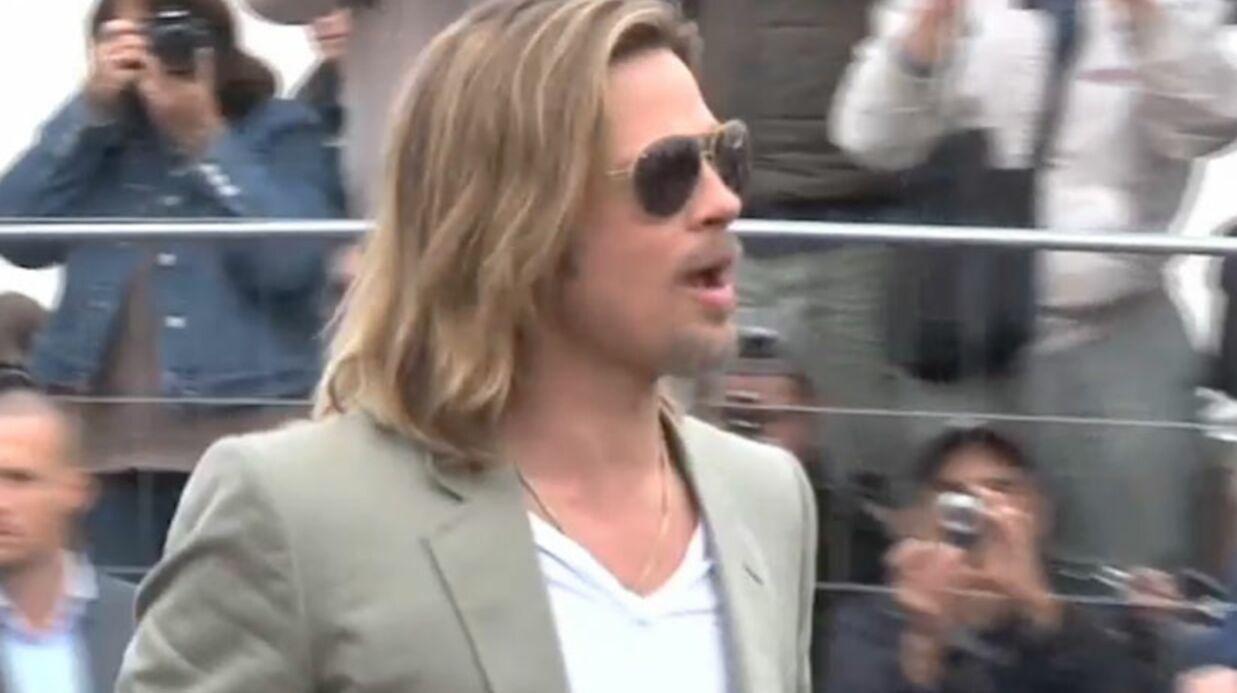 VIDEO Cannes transforme les people en grands enfants