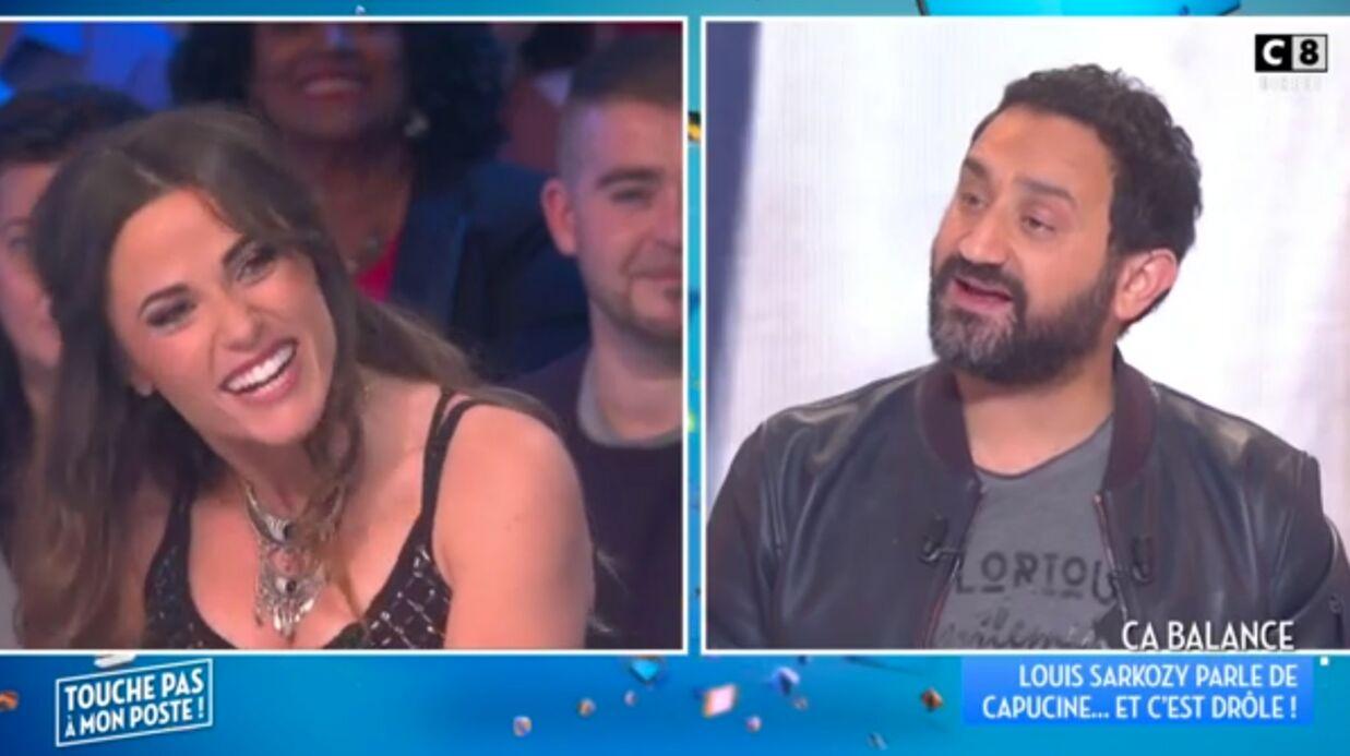 VIDEO TPMP: Capucine Anav révèle le surnom étonnant que lui donne Louis Sarkozy dans l'intimité