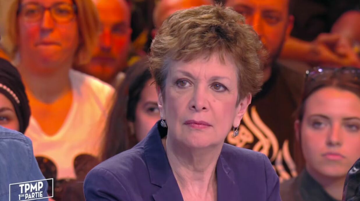 VIDEO Cathe­rine Laborde : pourquoi son mari était contre son arri­vée dans TPMP