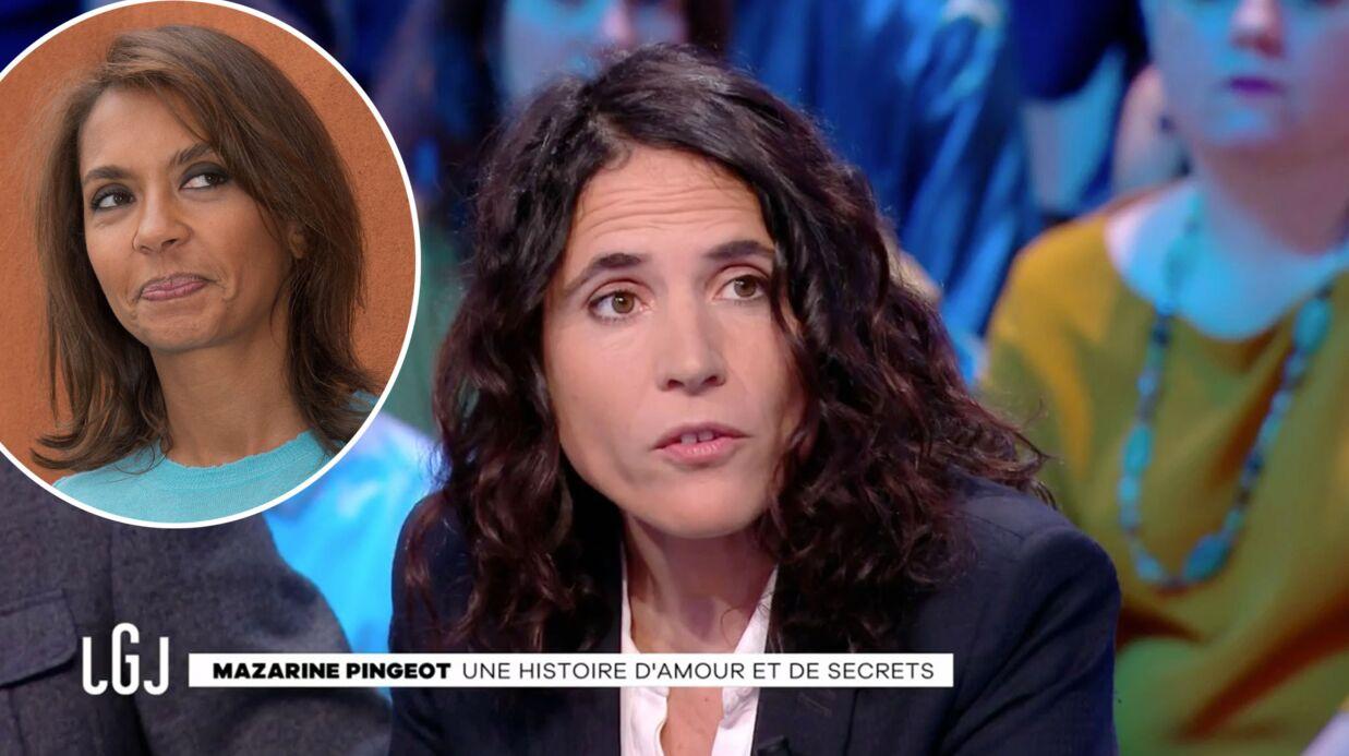VIDEO Clashée (injustement) par Karine Le Marchand, Mazarine Pingeot l'ignore royalement