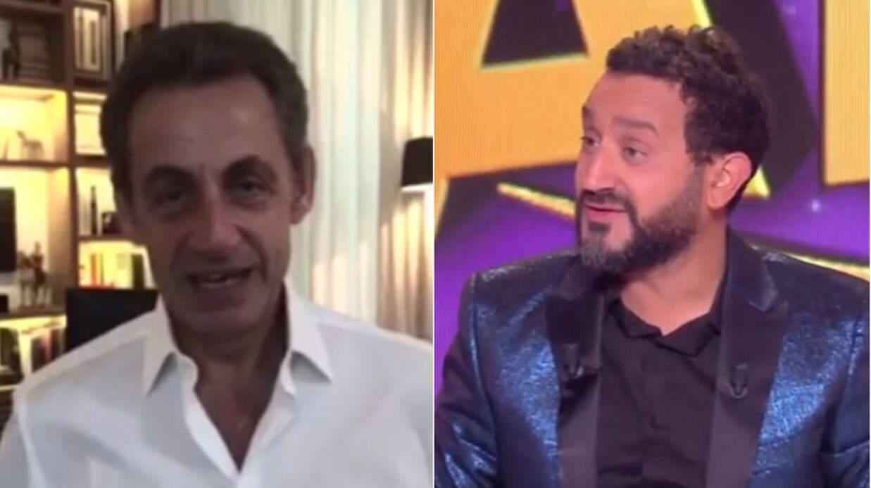 VIDEO Cyril Hanouna: Nicolas Sarkozy lui souhaite un joyeux anniversaire dans TPMP