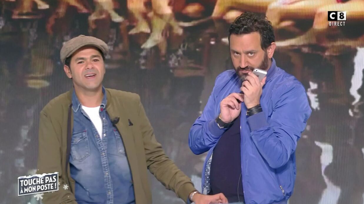 VIDEO Cyril Hanouna : un fan lui fait une annonce surréa­liste