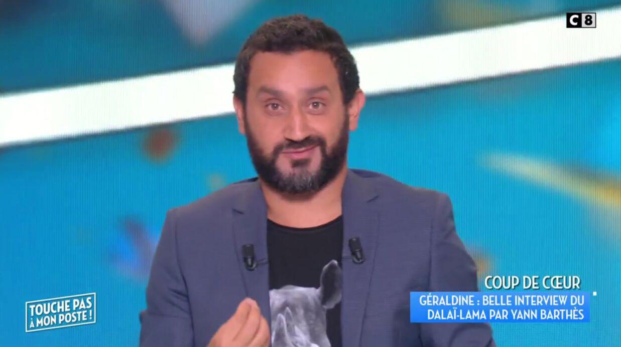 Cyril Hanouna se moque de Yann Barthès dans Touche pas à mon poste