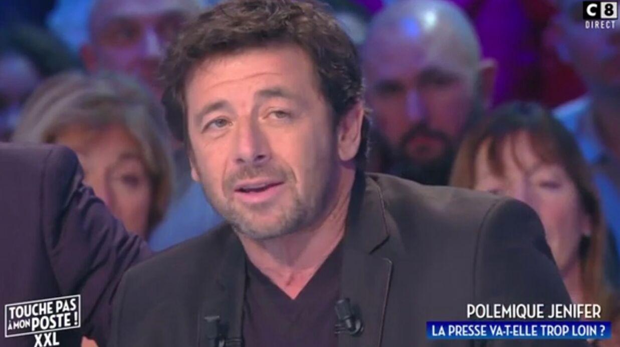 VIDEO Jenifer critiquée pour son sac Vuitton aux Enfoirés, Patrick Bruel prend sa défense
