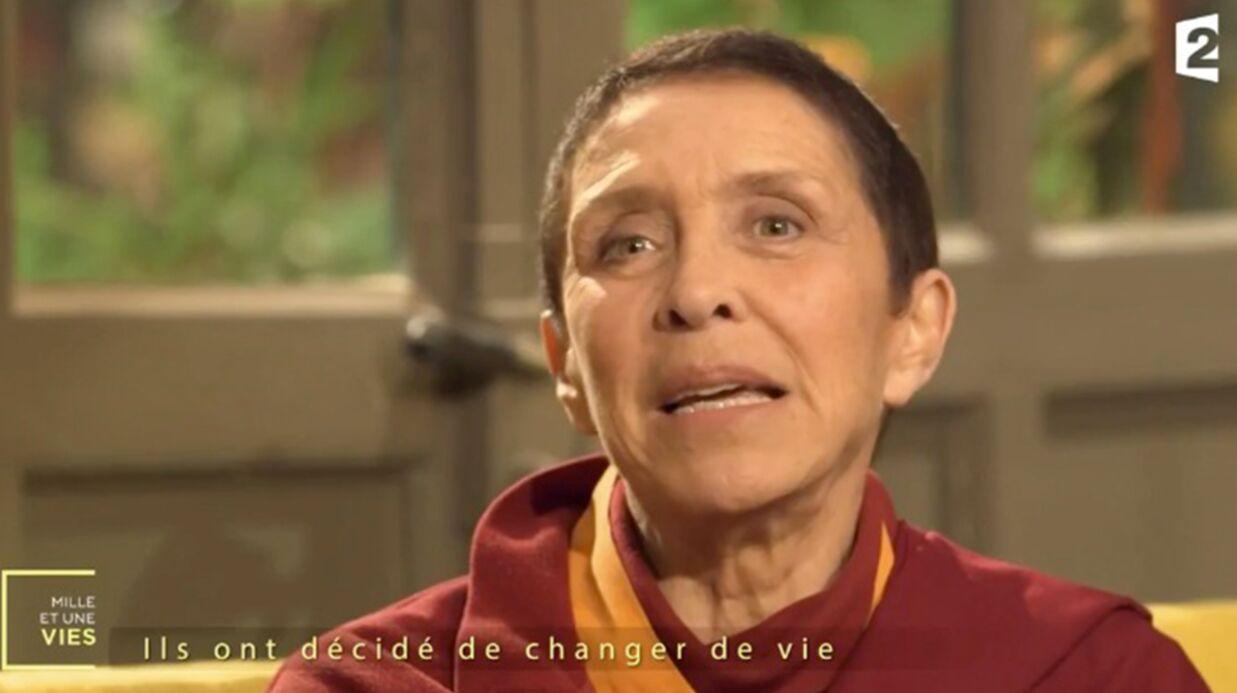VIDEO Davina (Gym Tonic): ses amis l'ont lâché quand elle devenue nonne bouddhiste