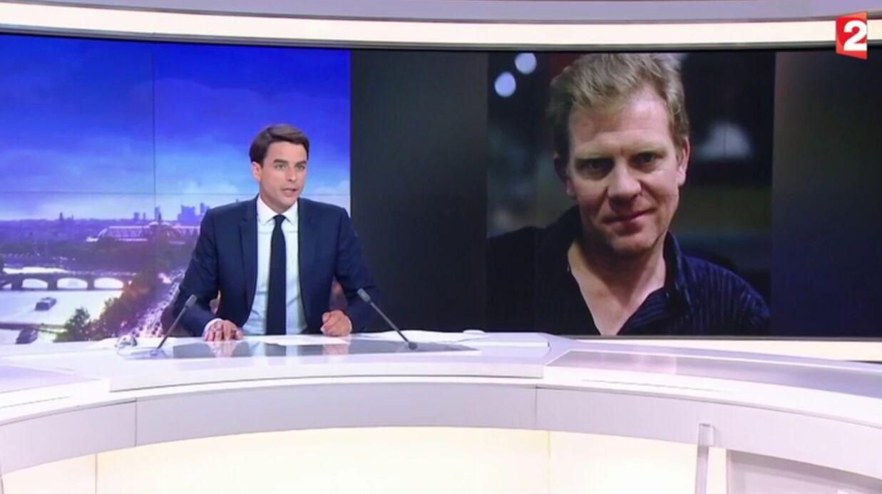 VIDEO Mort d'Hervé Ghesquière: l'hommage très émouvant de France 2