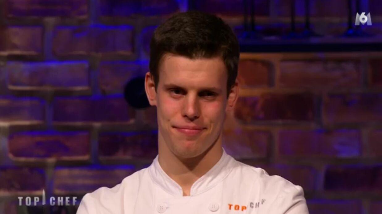 Eliminé de Top Chef, David Gremillet adresse un message à ses détracteurs