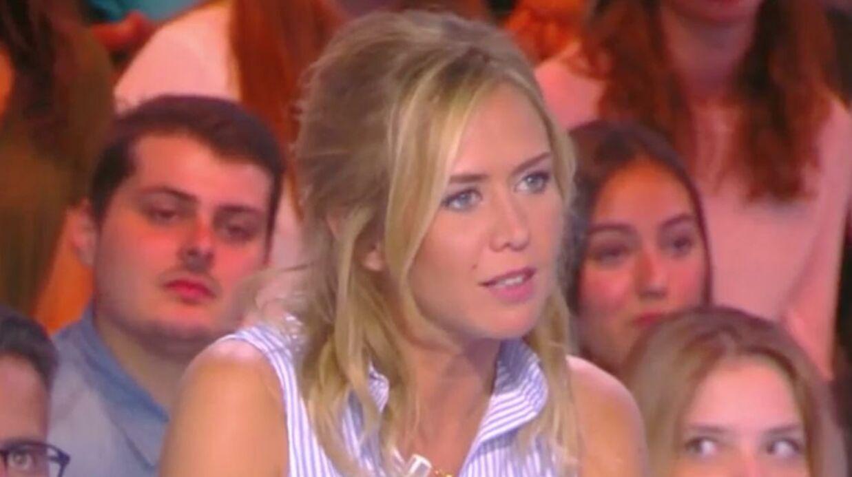 VIDEO Enora Malagré en colère, elle ne veut pas de Benjamin Castaldi dans TPMP