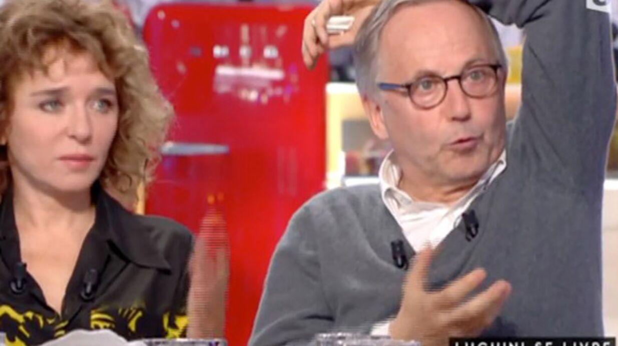 VIDEO «Obsédé par les dessous féminins», Fabrice Luchini a été «dans les pires lieux»