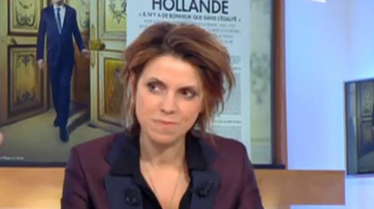 VIDEO Françoise-Marie Santucci, directrice du Elle, parle des coulisses de son interview avec François Hollande