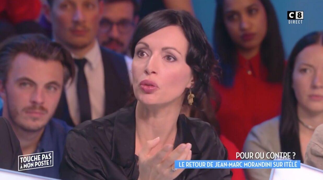 VIDEO Géraldine Maillet critique violemment le retour de Jean-Marc Morandini à la télé