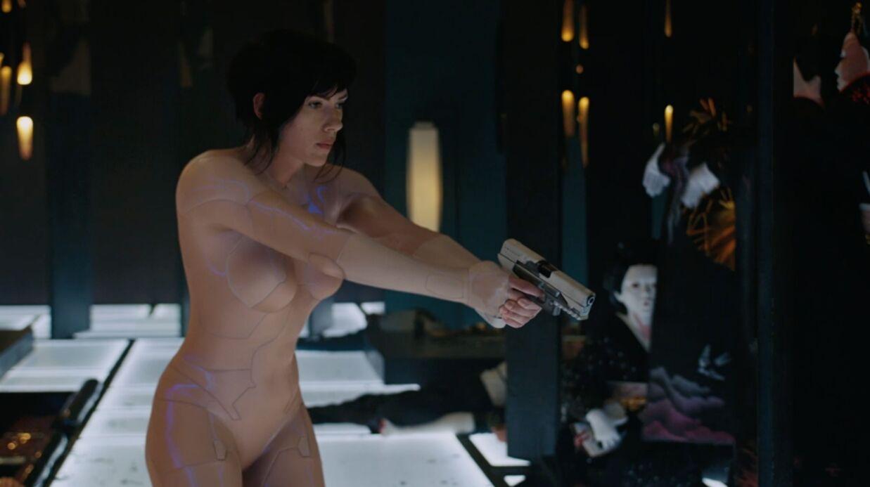 VIDEO Découvrez les 5 premières minutes de Ghost in the Shell avec Scarlett Johansson