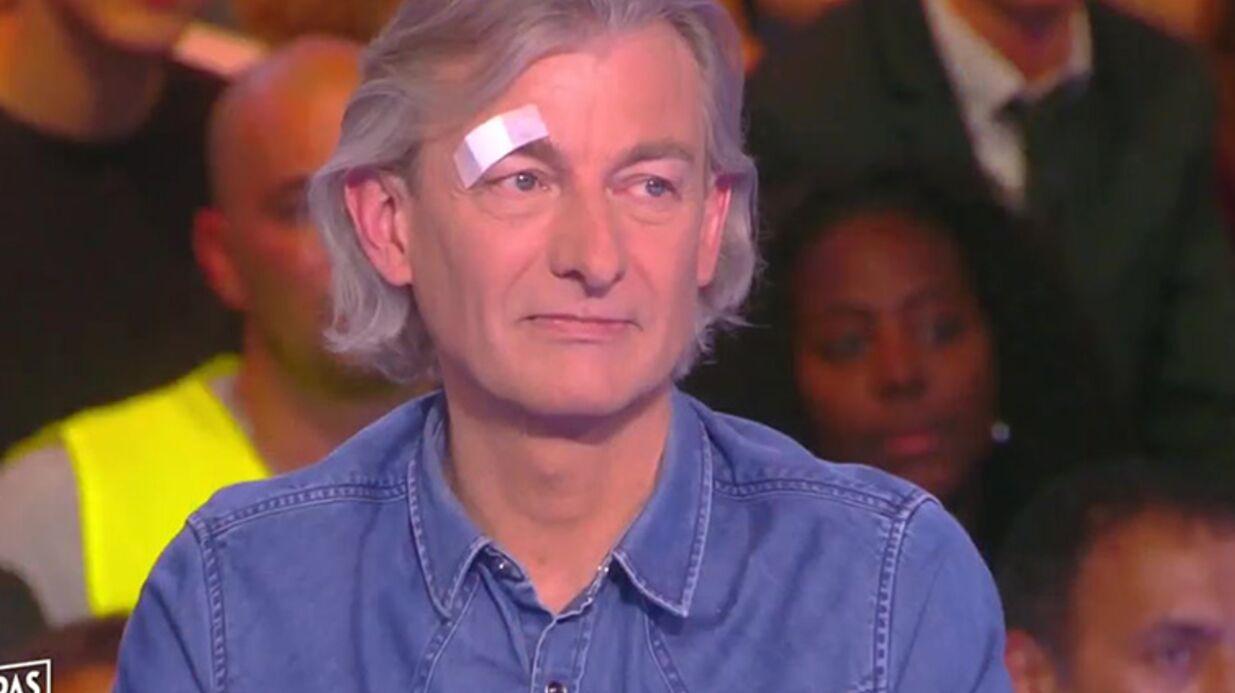 VIDEO Gilles Verdez réagit après la gifle: «J'ai toujours des maux de tête et des insomnies»
