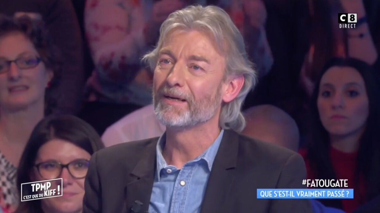VIDEO Gilles Verdez explique la réaction froide de Fatou après sa demande en mariage