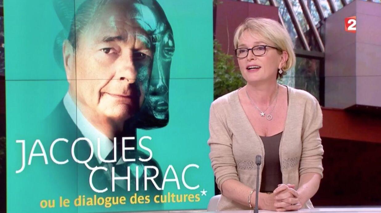 VIDEO Jacques Chirac: sa fille Claude donne de ses nouvelles au JT de France 2