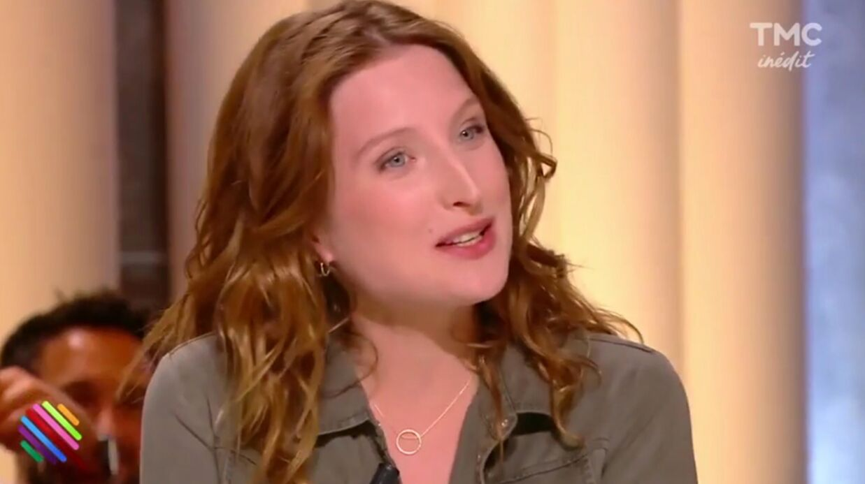 VIDEO Julia Piaton: la fille de Charlotte de Turckheim est enceinte