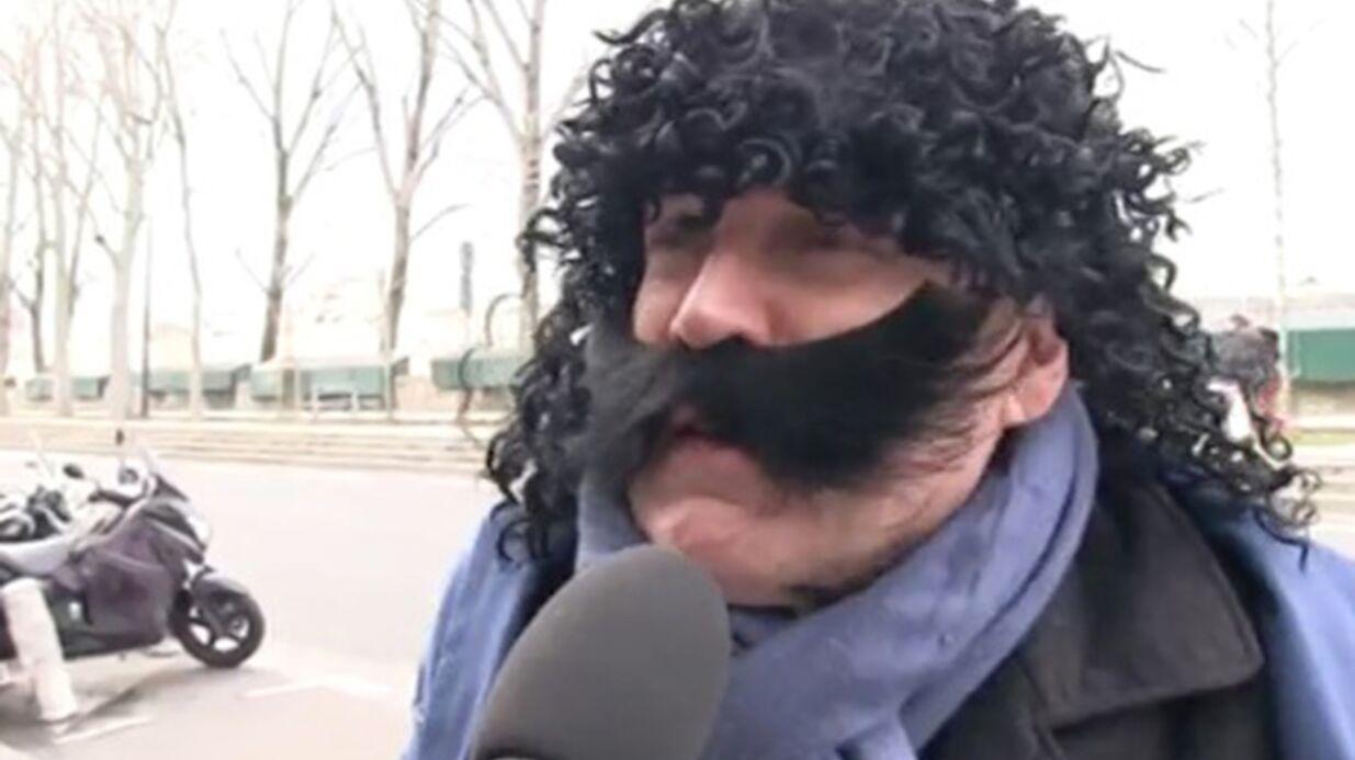 VIDEO Julien Lepers, déguisé, donne son avis sur la nouvelle version de Questions pour un champion