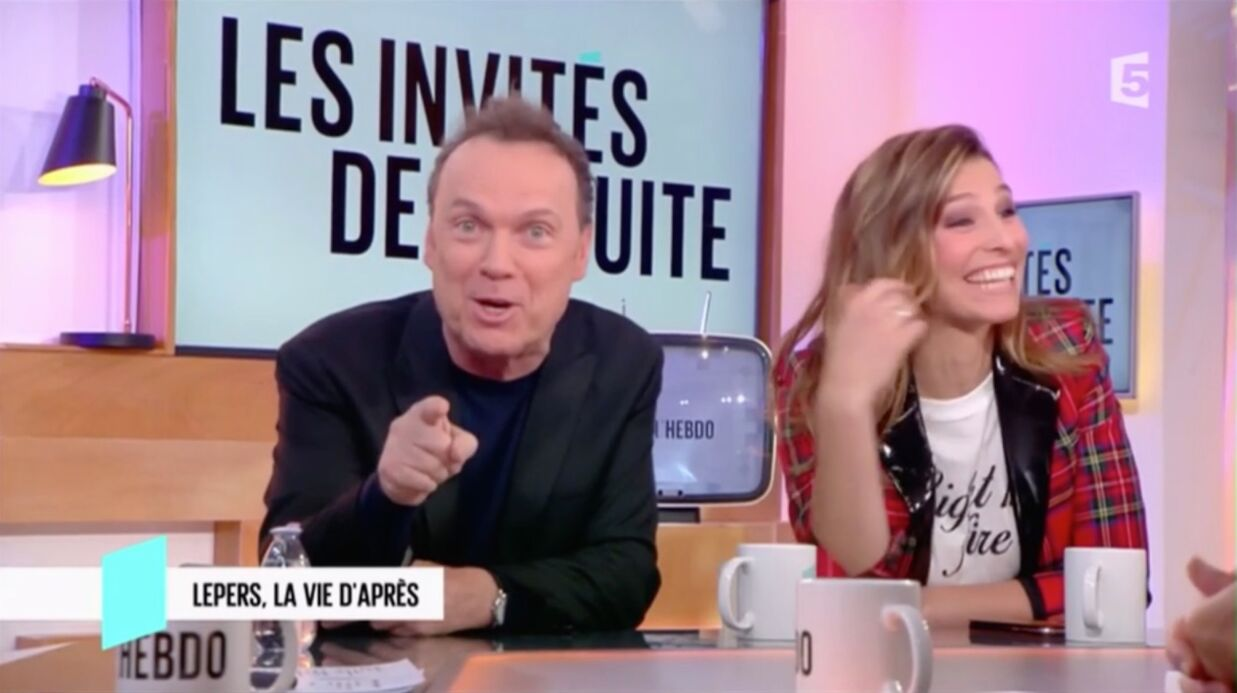 VIDEO Julien Lepers: toujours fâché contre France 3, il annonce son retour à la télévision
