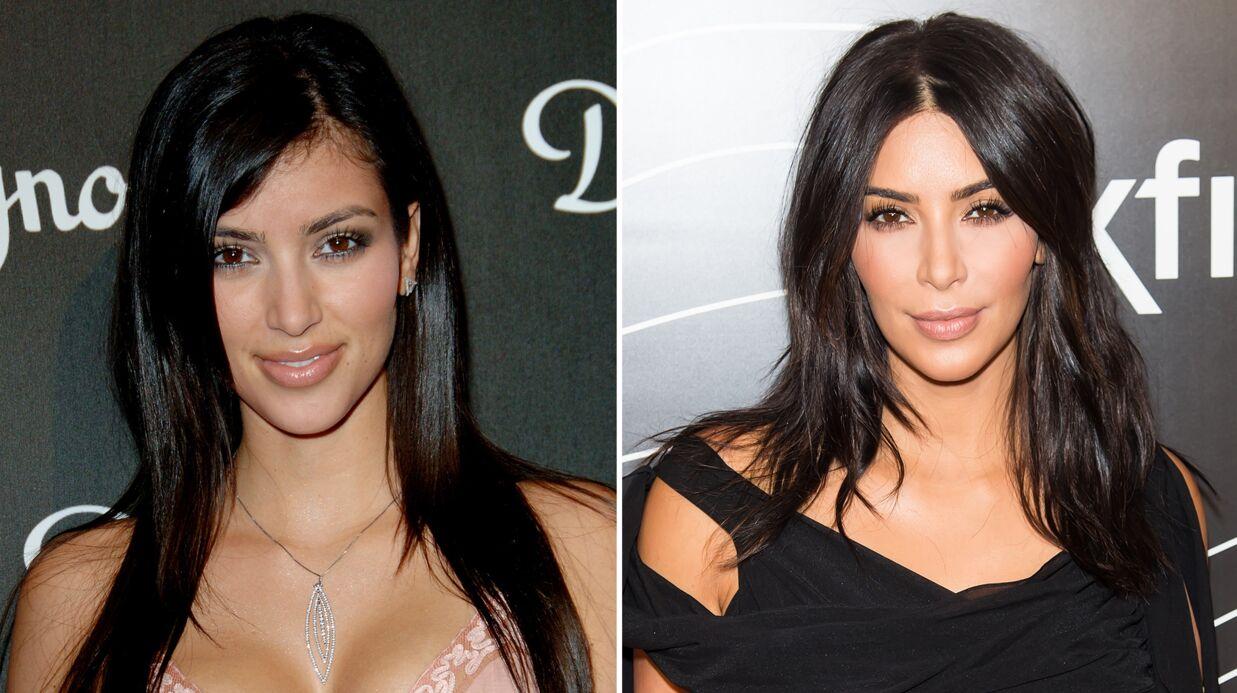 VIDEO Kim Kardashian a 36 ans: découvrez son évolution physique ces 10 dernières années