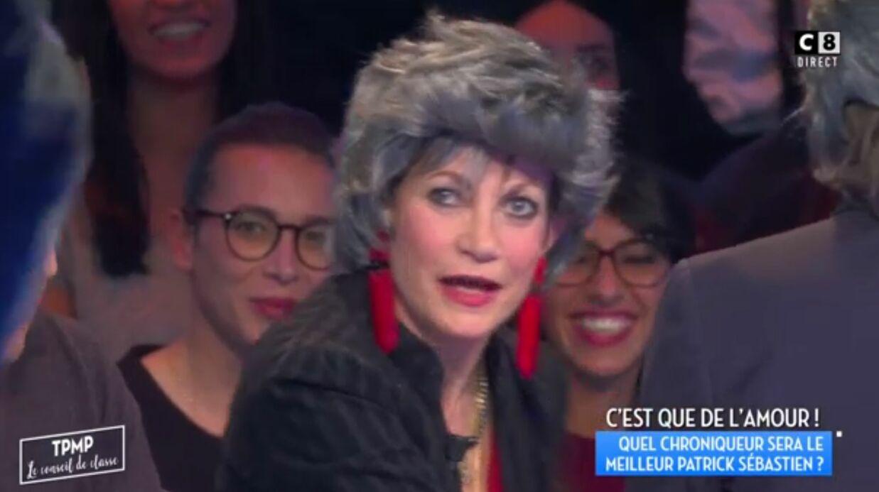 VIDEO La GROSSE allusion sexuelle d'Isabelle Morini-Bosc qui surprend ses camarades de TPMP