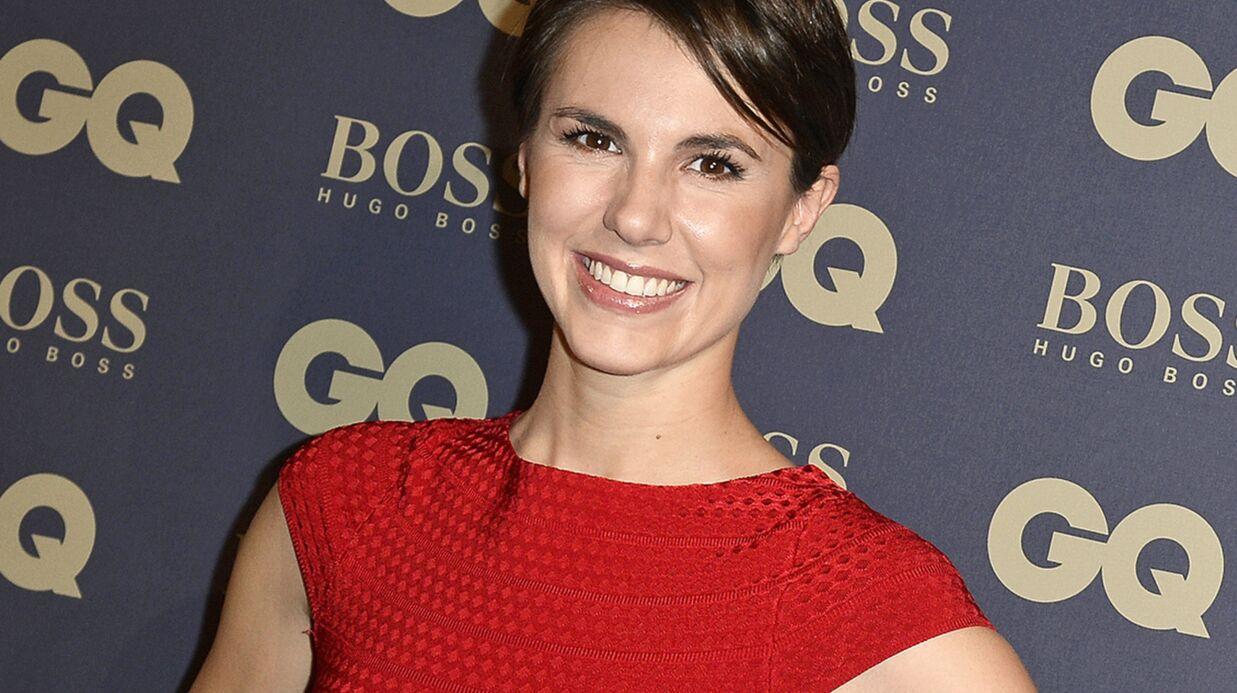 VIDEO Emilie Besse: la journaliste de La Nouvelle Edition est maman d'une petite fille