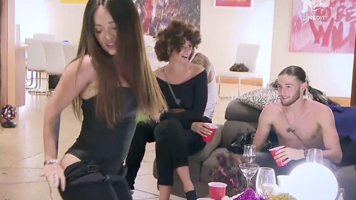 VIDEO Le strip-tease très hot d'Aurélie Preston dans Les Anges 8