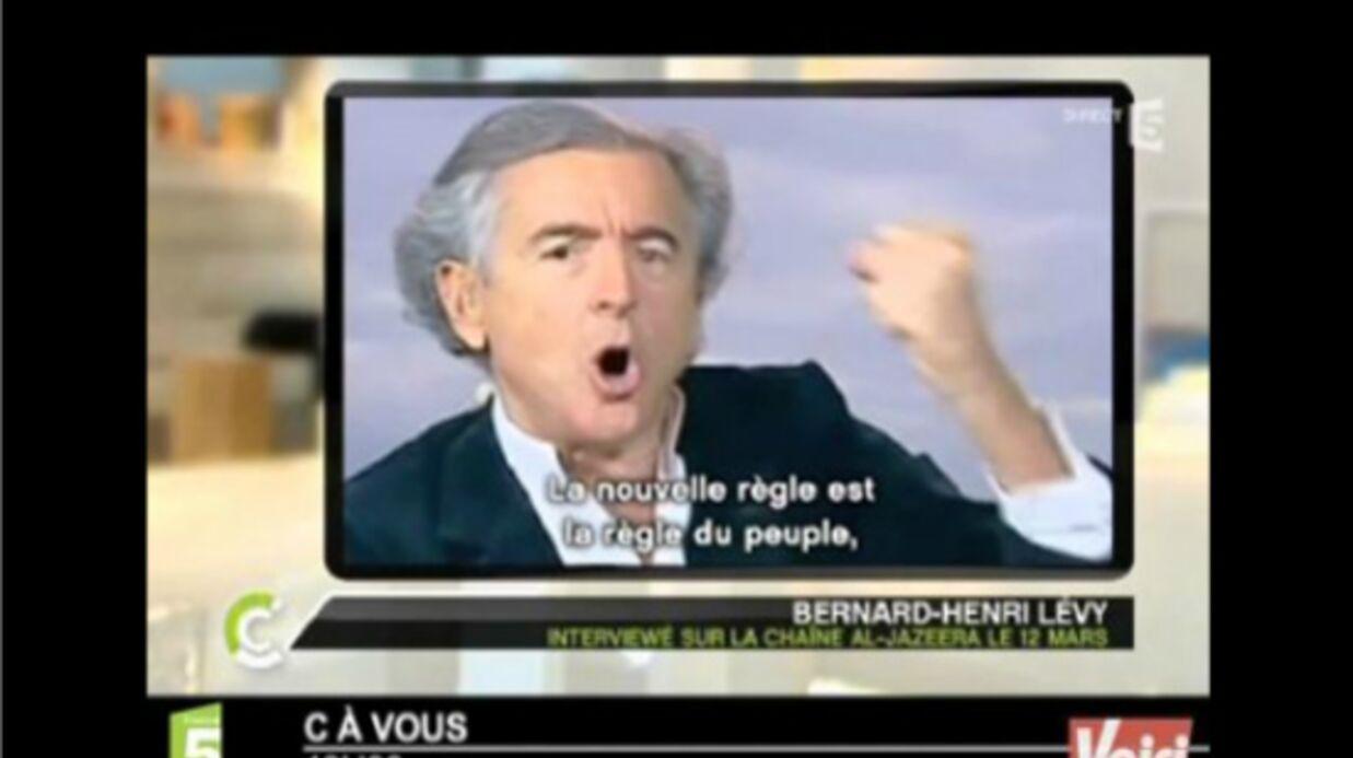 VIDEO Le Zap Voici buzze la télévision: 9 mars 2011
